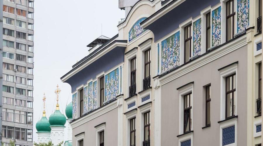 Объем предложения на первичном рынке в историческом центре Москвы сократился на 10%