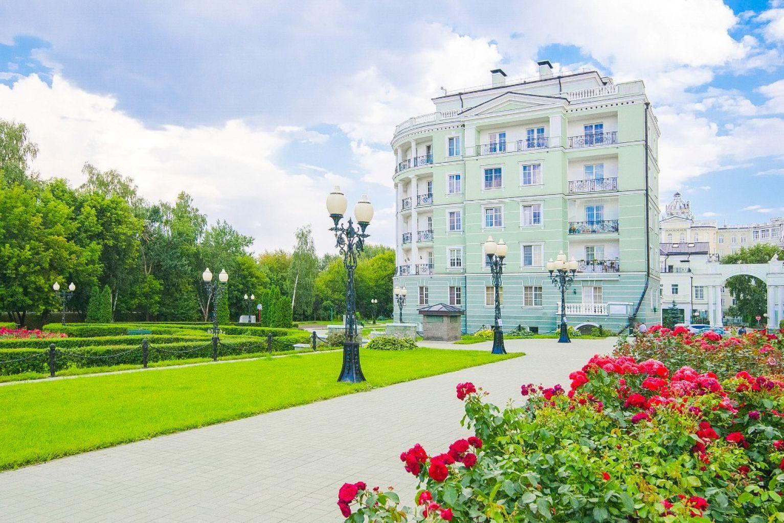 Фото ЖК Покровское-Глебово