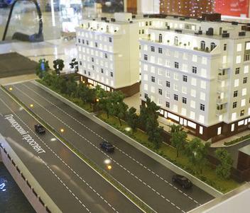 На месте больницы между Приморским и Савушкина начинают строить бюджетные апартаменты
