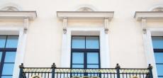 Квадратные мэтры: квартира Анастасии Волочковой на площади Искусств