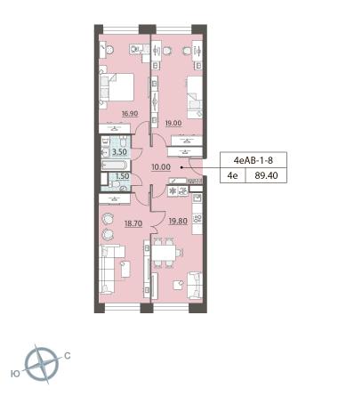 Продать Квартиры в новостройке Москва,  Даниловский,  Автозаводская, Автозаводская улица
