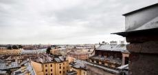 К петербургским крышам приставят охрану