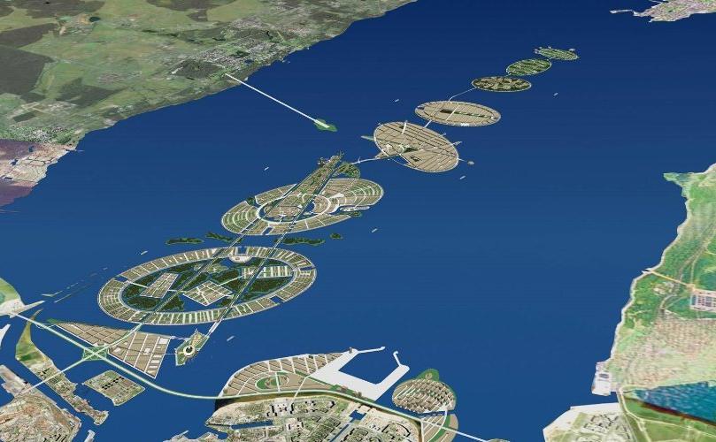 Намыв новых территорий угрожает Петербургу наводнениями