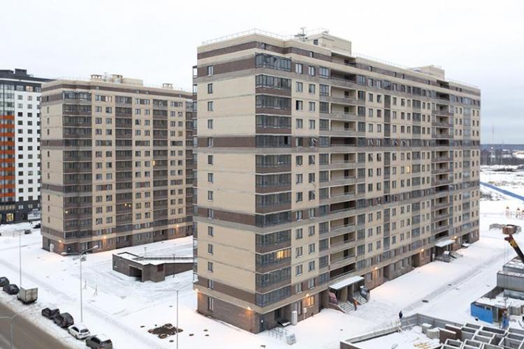 Группа ЦДС ввела в эксплуатацию ЖК «Весна 3» в Кудрово