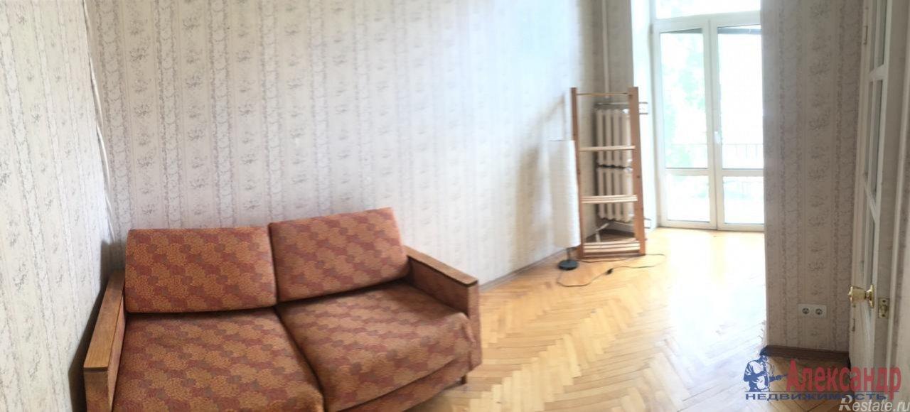 Сдать в аренду Квартиры вторичка Санкт-Петербург,  Петроградский,  Петроградская, Большая Пушкарская ул.