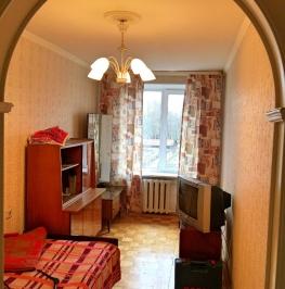 Продажа 3-комн квартиры на вторичном рынке Крупской ул. ,  д. 49