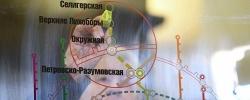 В Москве открылись три новые станции Люблинско-Дмитровской линии – шаговую доступность к метро получили 450 тыс. москвичей