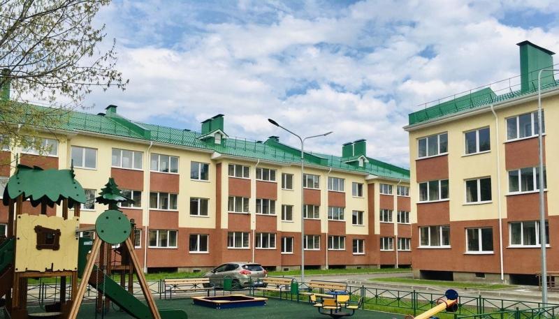 Фото ЖК На Климова от ГЛАВУКС. Жилой комплекс