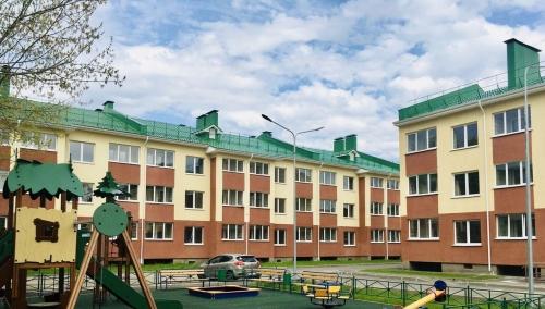 ЖК На Климова от компании ГЛАВУКС