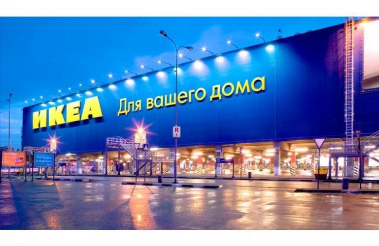 IKEA Centres Russia откроет в Подмосковье первый отдельно стоящий магазин, не привязанный к сторонним брендам