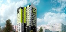 В Петербурге на Серебристом бульваре построят многоэтажный дом