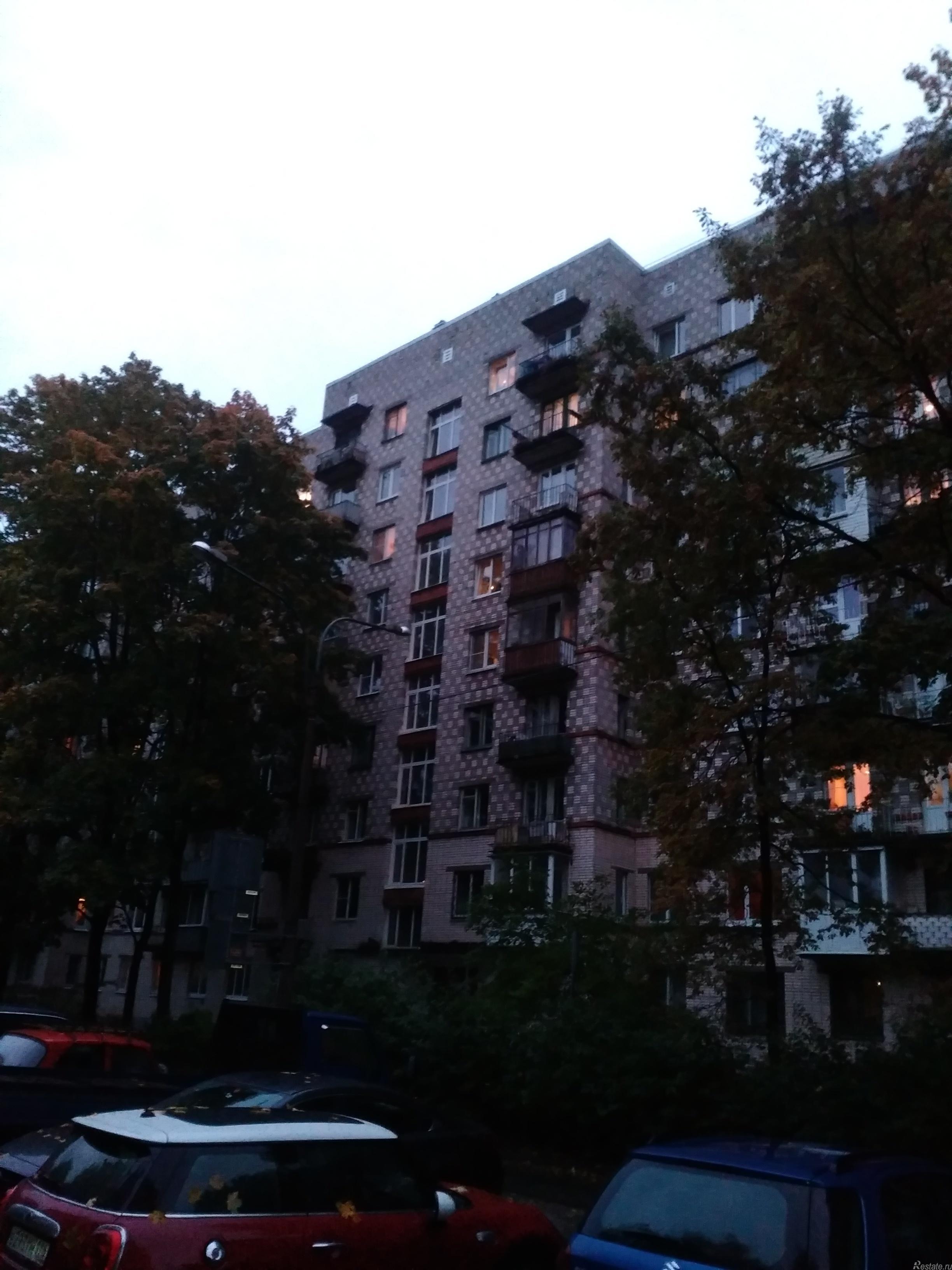 Сдать в аренду Квартиры вторичка Санкт-Петербург,  Выборгский,  Удельная, Гаврская ул