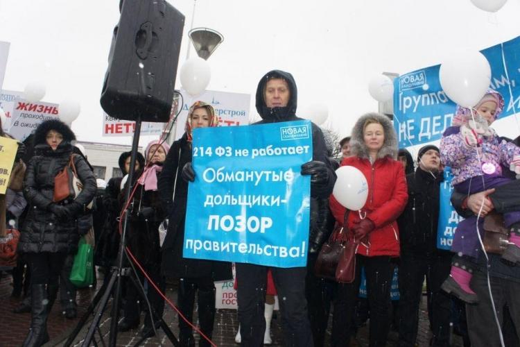 Евгений Барановский: сначала надо посмотреть, к чему привели уже принятые поправки в законодательство о долевом строительстве