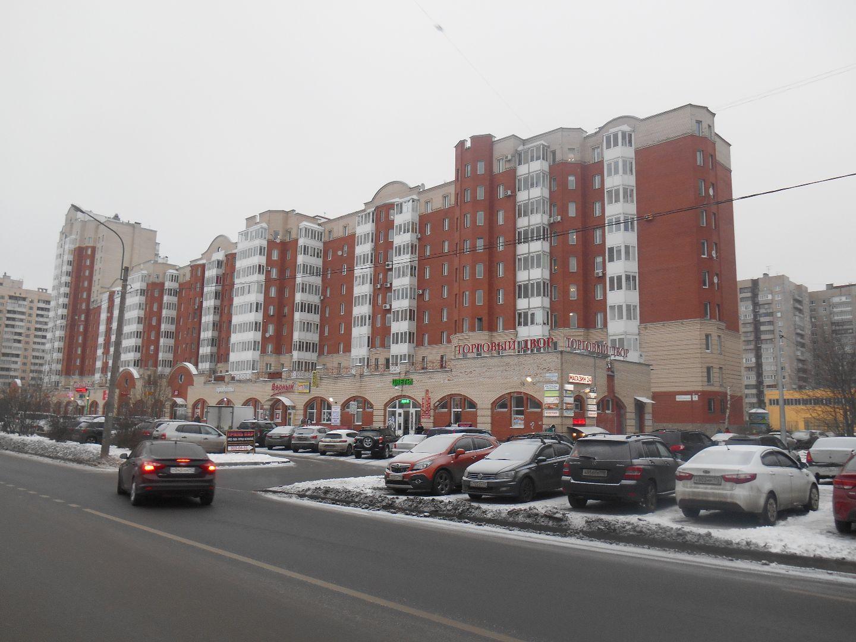 Фото ЖК Новоколомяжский