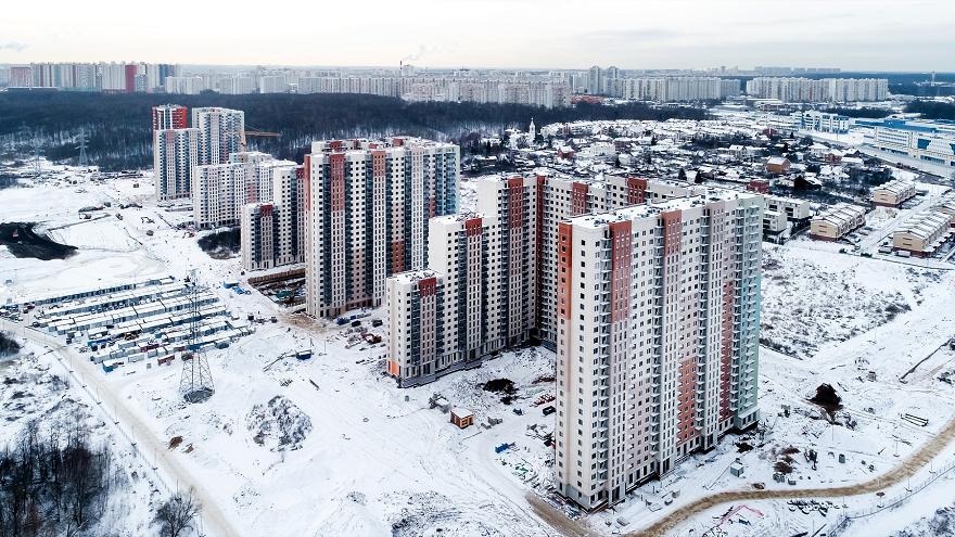 За год спрос на новостройки «старой» Москвы вырос в полтора раза