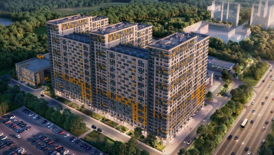 В Невском районе начато строительство инвест-отеля «Про.Молодость»