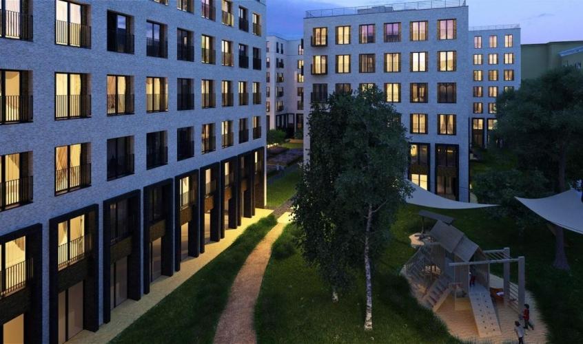 Покупательский спрос на первичном рынке элитного жилья Москвы по итогам полугодия вырос почти на треть