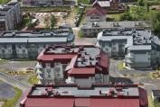 Фото ЖК Тихвин, 7 мкрн от Северо-Западная инвестиционно-жилищная компания. Жилой комплекс