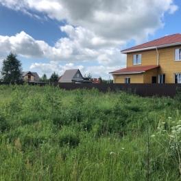 Продажа участка с\п Кузнецовское, д. Петровское