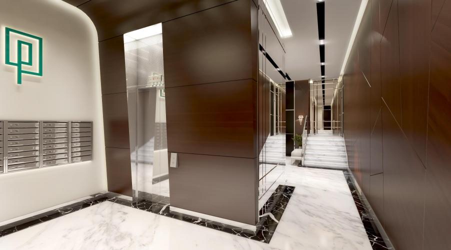 В ЖК «Румянцево-Парк» приступили к монтажу лифтов