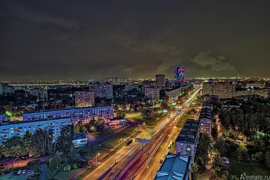 Аренда 1-комн квартиры на вторичном рынке Московский пр-кт ,  д. 207
