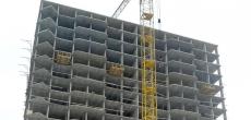 В Подольске возобновлено строительство ЖК «Альянс», замороженное в начале прошлого года