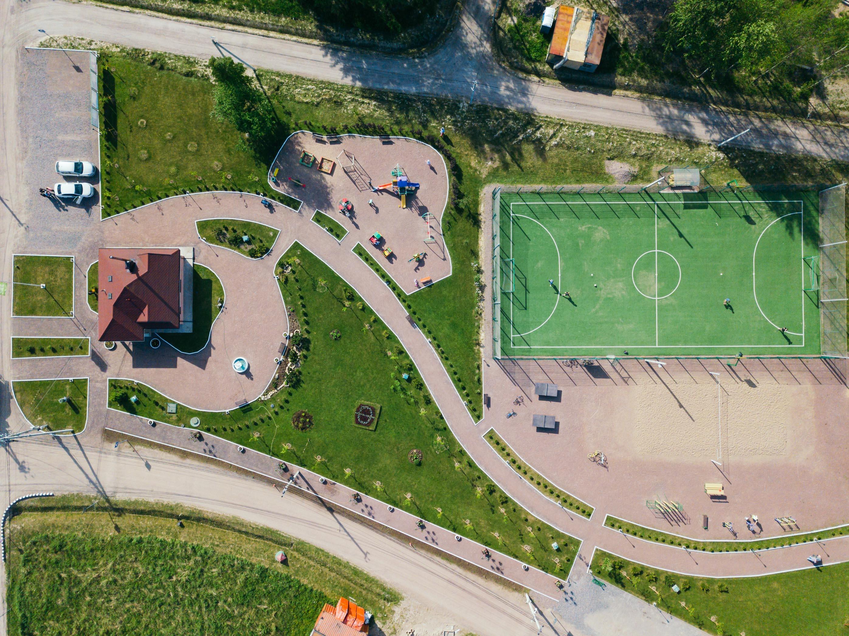 Фото коттеджного поселка ПриЛЕСный от ФАКТ. Коттеджный поселок PriLESnyy