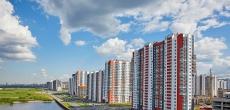 Июльским лидером вводу жилья в Петербурге стал Красносельский район