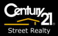 Century 21. Street realty