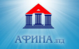 Логотип Афина ЛТД