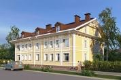 Фото ЖК Константиновская, 20 от Павловск-Стройинвест. Жилой комплекс