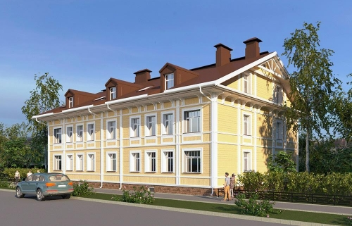 ЖК Константиновская, 20 от компании Павловск-Стройинвест