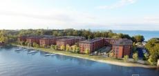 «Петербургская недвижимость»  вывела в продажу новый дом в Кронштадте