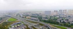 """""""Лидер Групп"""" возведет 1 млн квадратных метров жилья в Шушарах"""