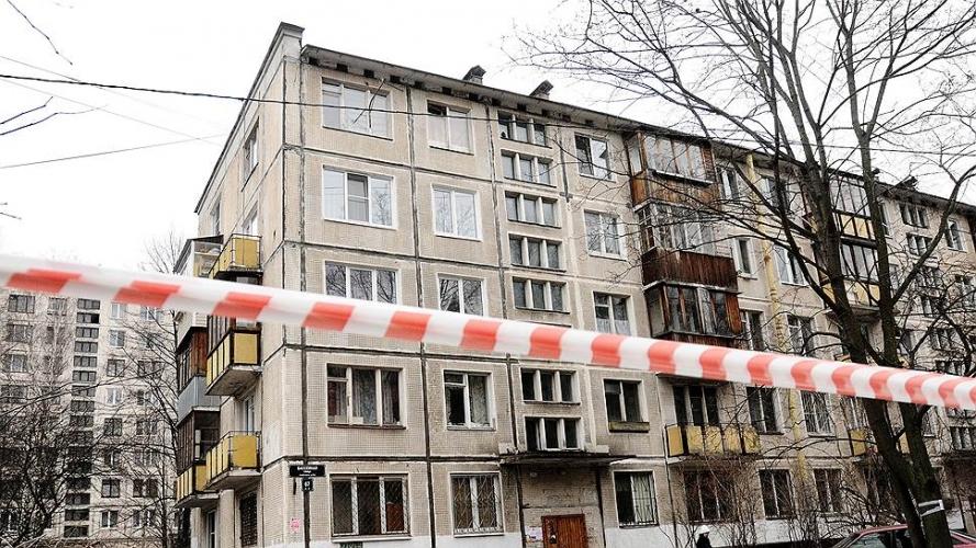 В Петербурге сокращается программа реновации территорий, застроенных домами первых массовых серий