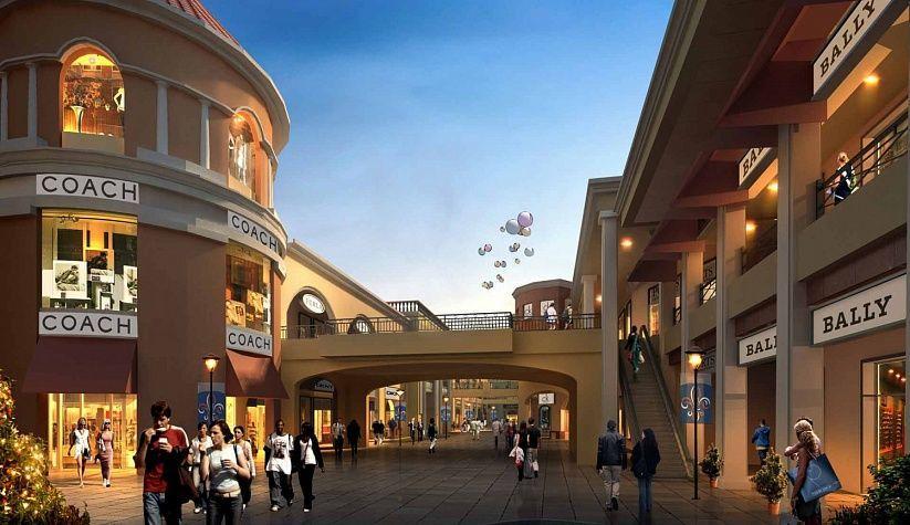 «Санганвэй Лимитед» начала строительство ТК «MOSCOW MALL» на 300 магазинов