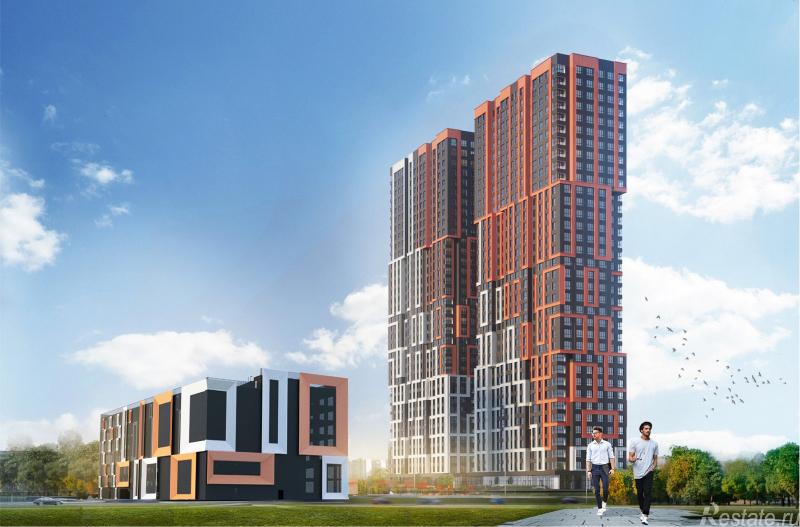 Продать Квартиры в новостройке Москва,  Раменки,  Мичуринский проспект, Проектируемый проезд №3631
