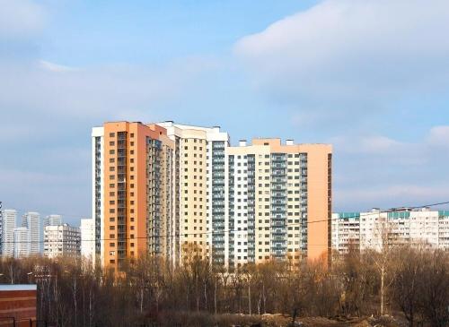 ЖК Яуза парк от компании Моспромстройматериалы