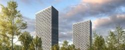 ПИК построит две жилые высотки недалеко от метро «Преображенская площадь» в Москве