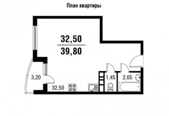 Фото планировки Квартал 7 от СТР Консалт. Жилой комплекс Kvartal 7