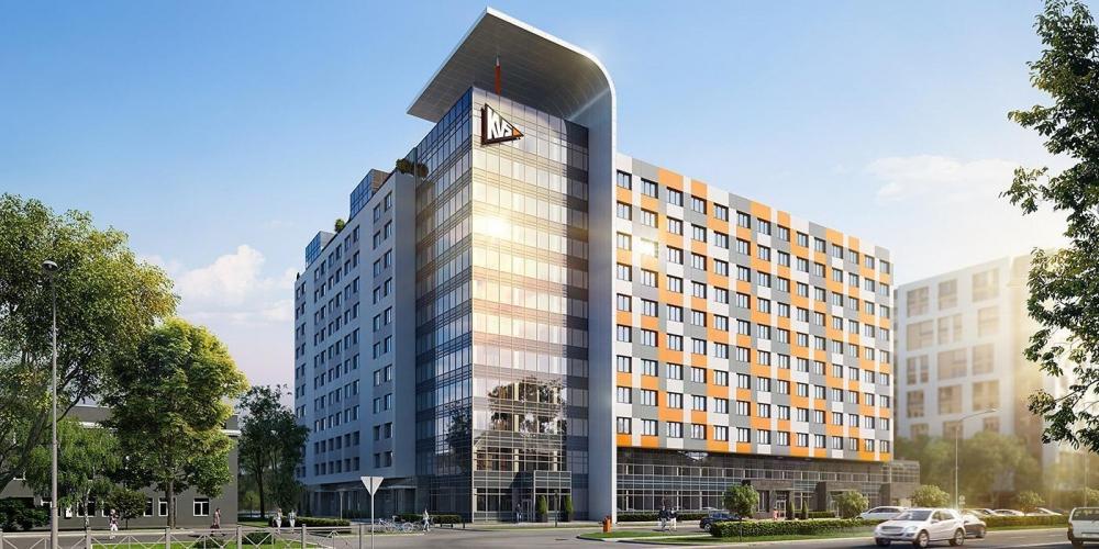 ГК КВС приступила к строительству МФК «G9», в составе которого появится клубный дом с каминами и террасами