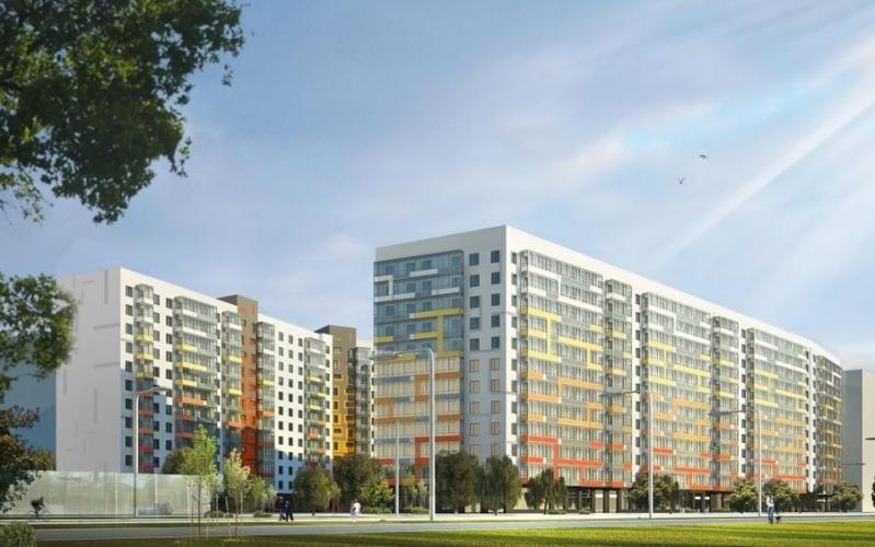 Список новостроек Шушар пополнил новый дом от «Аквилон-Инвеста»