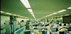 Объем поглощения  офисов опустился до рекордно низких показателей
