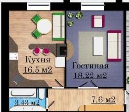 Фото планировки Усадьба Яблоневый сад от Девелопмент Групп. Жилой комплекс