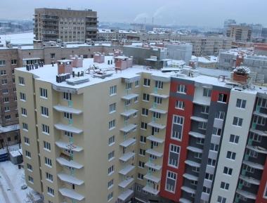 Фото ЖК На Охте от ЛСР. Недвижимость - Северо-Запад. Жилой комплекс Охта-Модерн