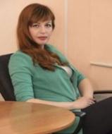 Козерец Оксана Анатольевна
