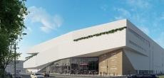 Гипермаркет «Лента» арендовал 9 тыс кв м в ТРЦ «Охта Молл»
