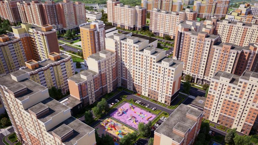 Объем предложения квартир в Новой Москве вырос на 17,3% за полгода