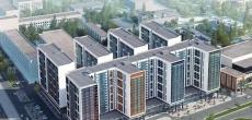 Lemminkainen и «Галс» планируют вывести в продажу последние корпуса апарт-отеля VALO в 2018 году