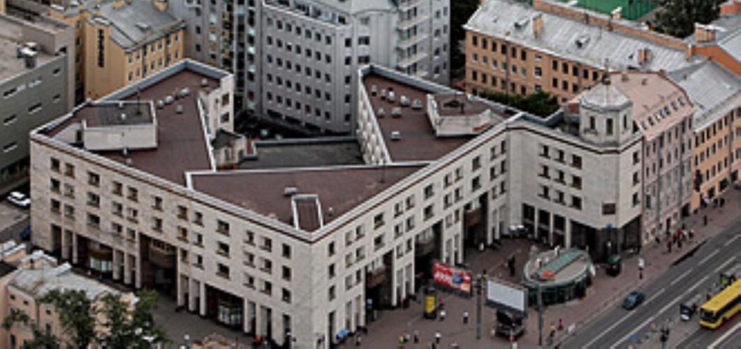 Для погашения долгов РАД продаст принадлежащие УК «БиК-Санкт-Петербург» помещения в БЦ «Лиговский проспект